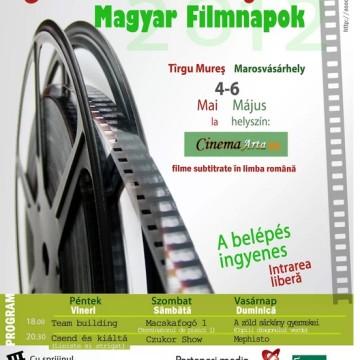 Zilele Filmului Maghiar 2012