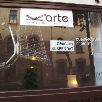 Instalatie Noemi Bartis