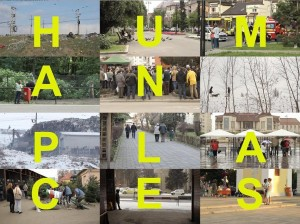 Human places